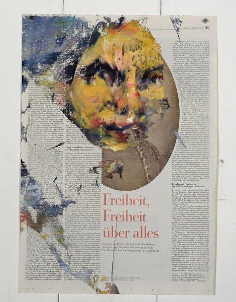 2012 Freiheit, Freiheit über alles